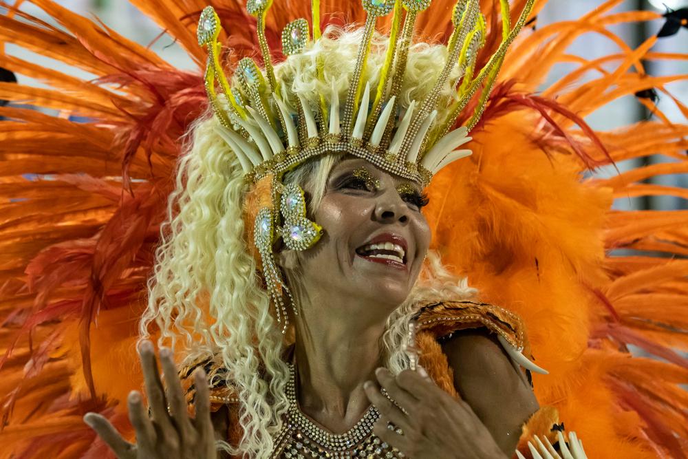 В Рио-де-Жанейро начался ежегодный карнавал: яркие фото.Вокруг Света. Украина