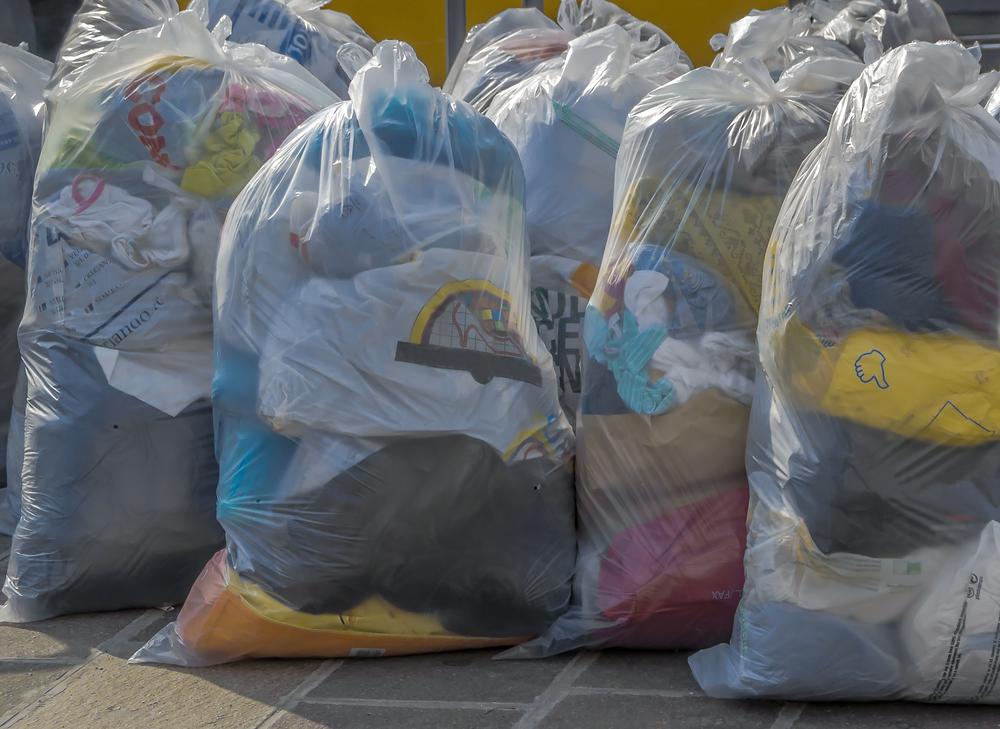 В Киеве будут принимать одежду на утилизацию