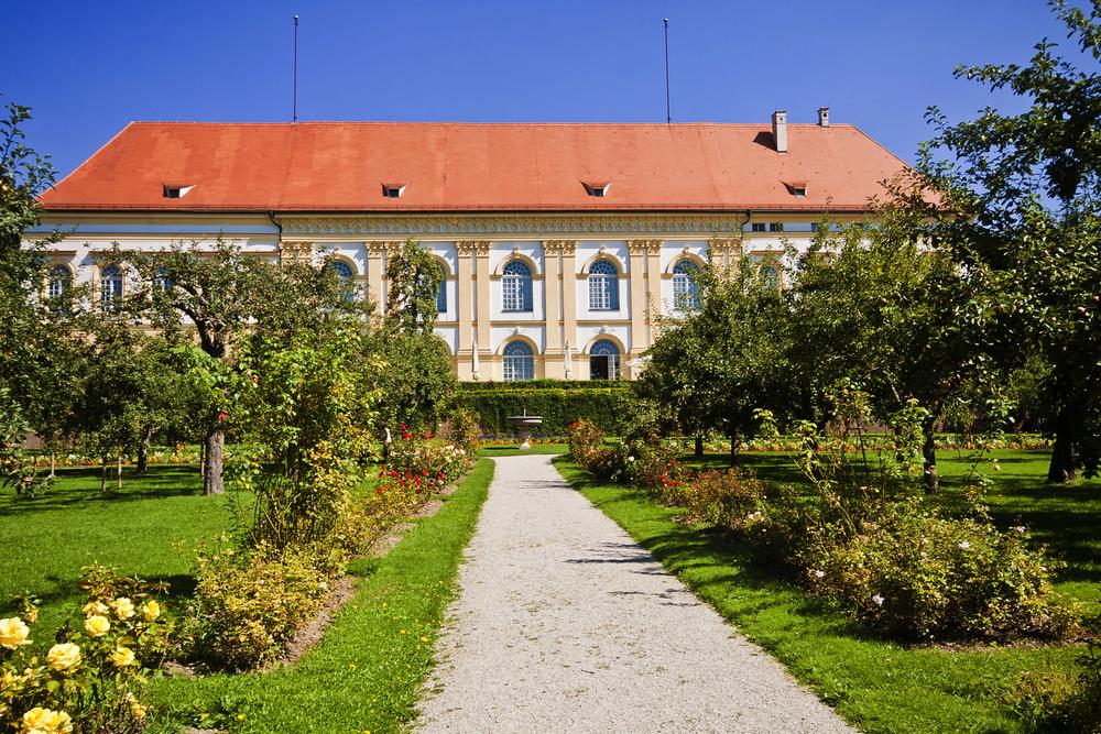 Бавария фото Дахау