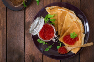 Вкусная Масленица: 5 рецептов традиционных праздничных блюд