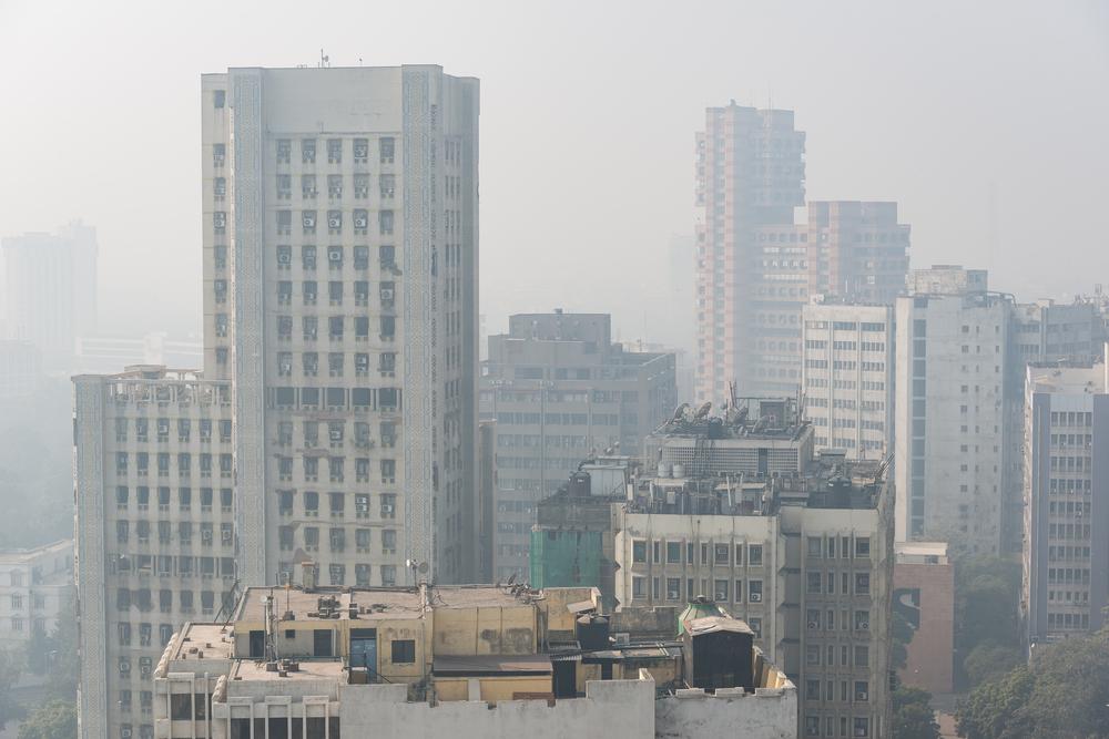 Нью-Дели опять – самая загрязненная столица мира.Вокруг Света. Украина
