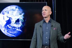 Безос выделит $10 млрд на борьбу с изменением климата