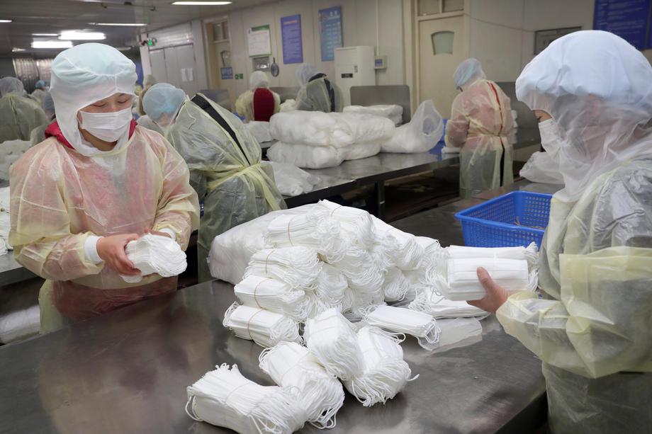 В Италии появился черный рынок медицинских масок.Вокруг Света. Украина