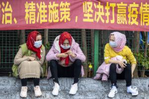 Программисты определили вероятный пик эпидемии в Китае