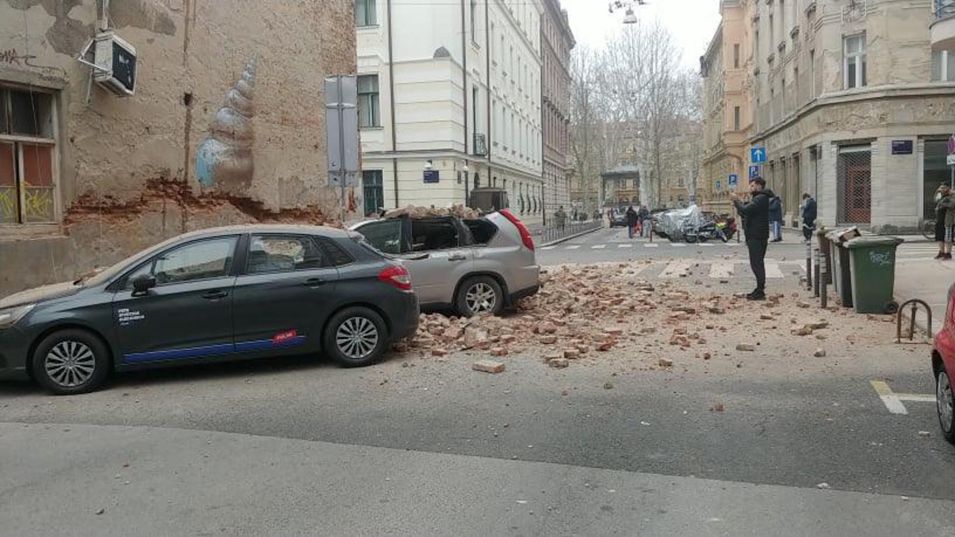 В Хорватии произошло землетрясение, погиб ребенок