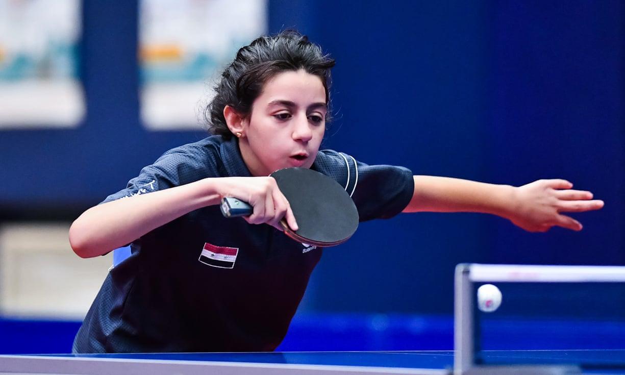 11-летняя сирийка станет самой молодой участницей Олимпиады.Вокруг Света. Украина