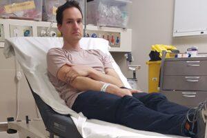 Ученый попал в больницу с магнитами в носу, разрабатывая устройство для борьбы с вирусом