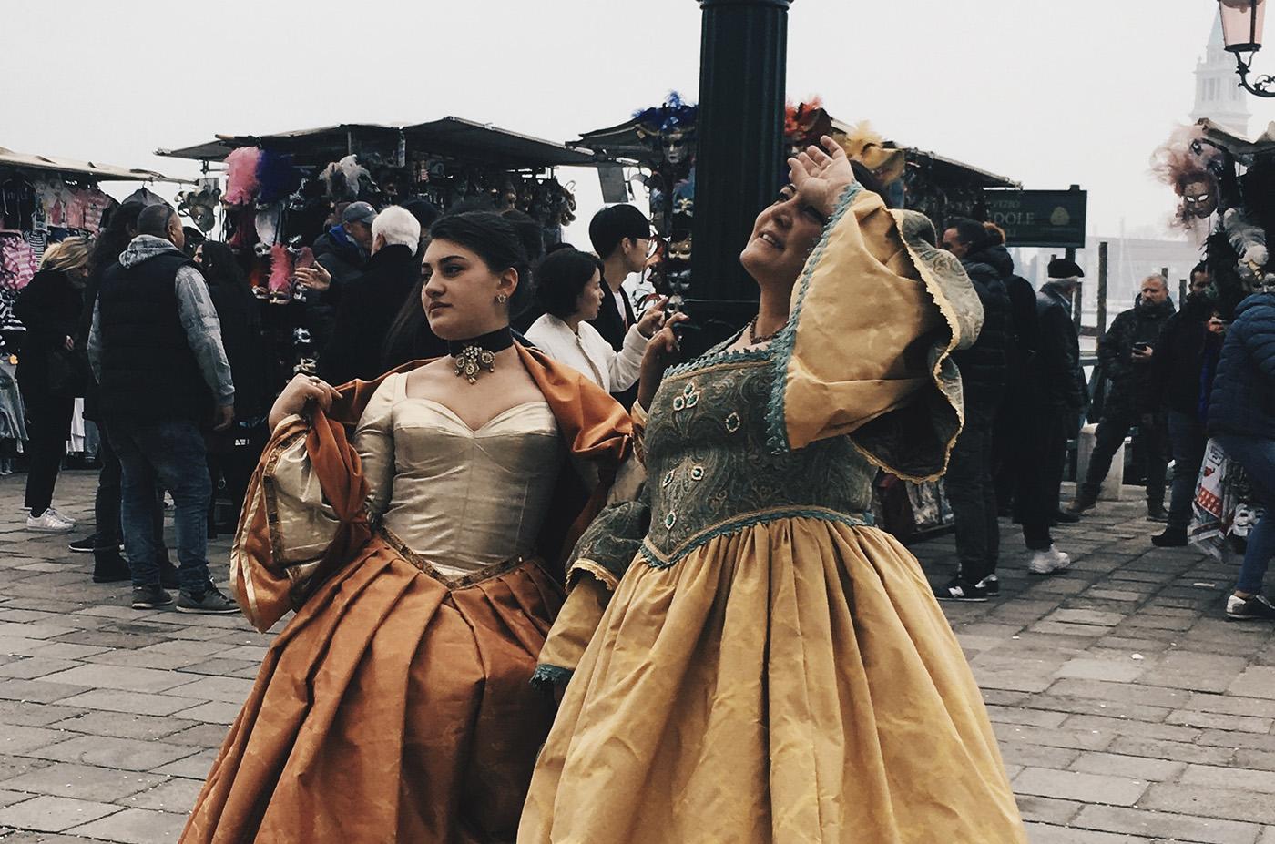 Венецианский карнавал во время эпидемии коронавируса: личный опыт