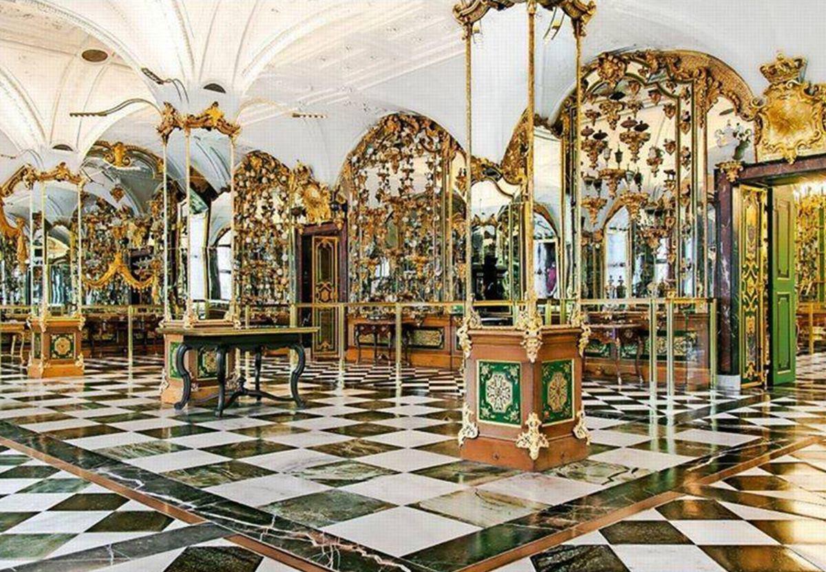В причастности к ограблению дрезденского музея подозревают охрану
