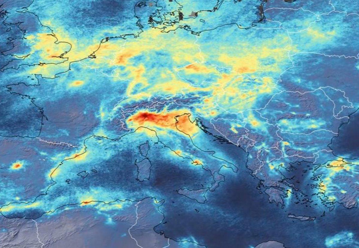 В Италии из-за карантина очистился воздух
