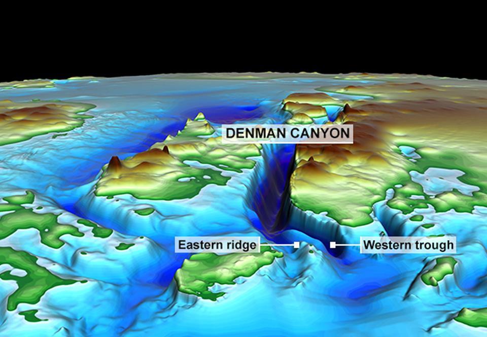 Самый глубокий ледяной каньон Земли стремительно тает.Вокруг Света. Украина