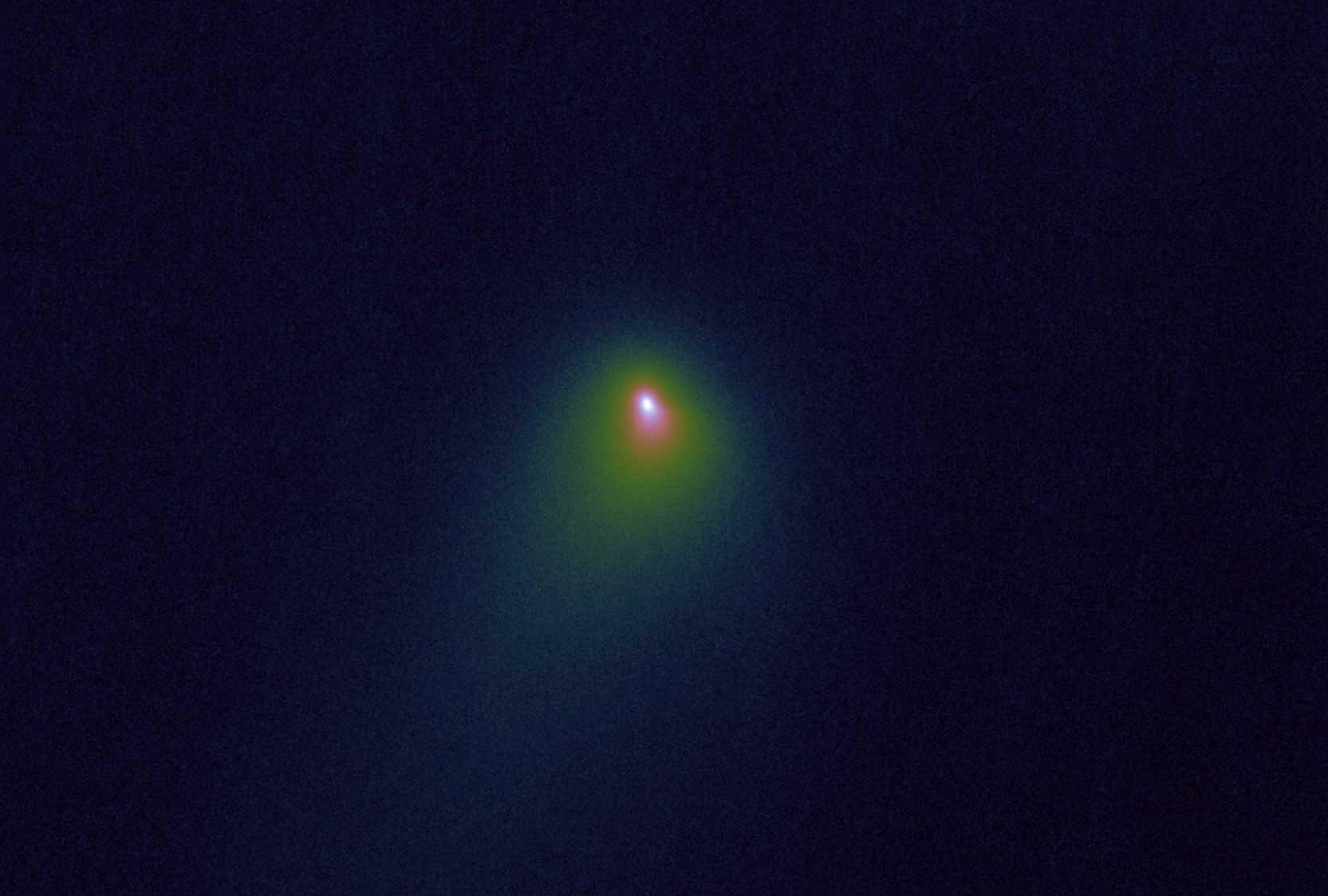 Первая межзвездная комета может умереть в нашей Солнечной системе.Вокруг Света. Украина