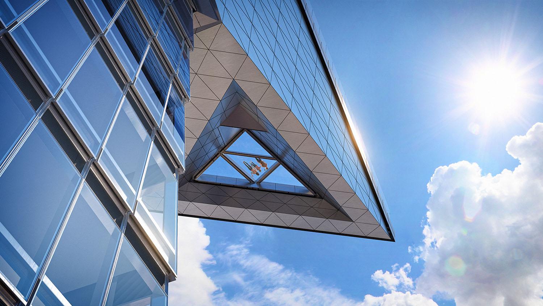 В Нью-Йорке открыли самую высокую обзорную площадку в Западном полушарии