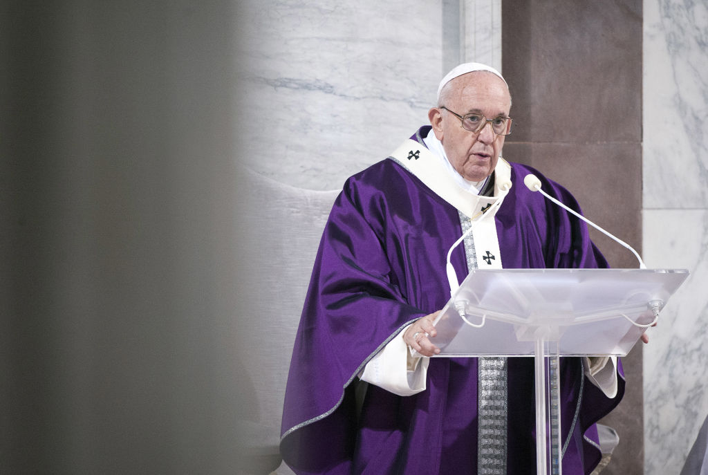 Папа римский Франциск прошел проверку на коронавирус.Вокруг Света. Украина