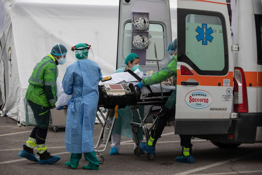 Почему коронавирус так свирепствует в Бергамо: найдена возможная причина.Вокруг Света. Украина