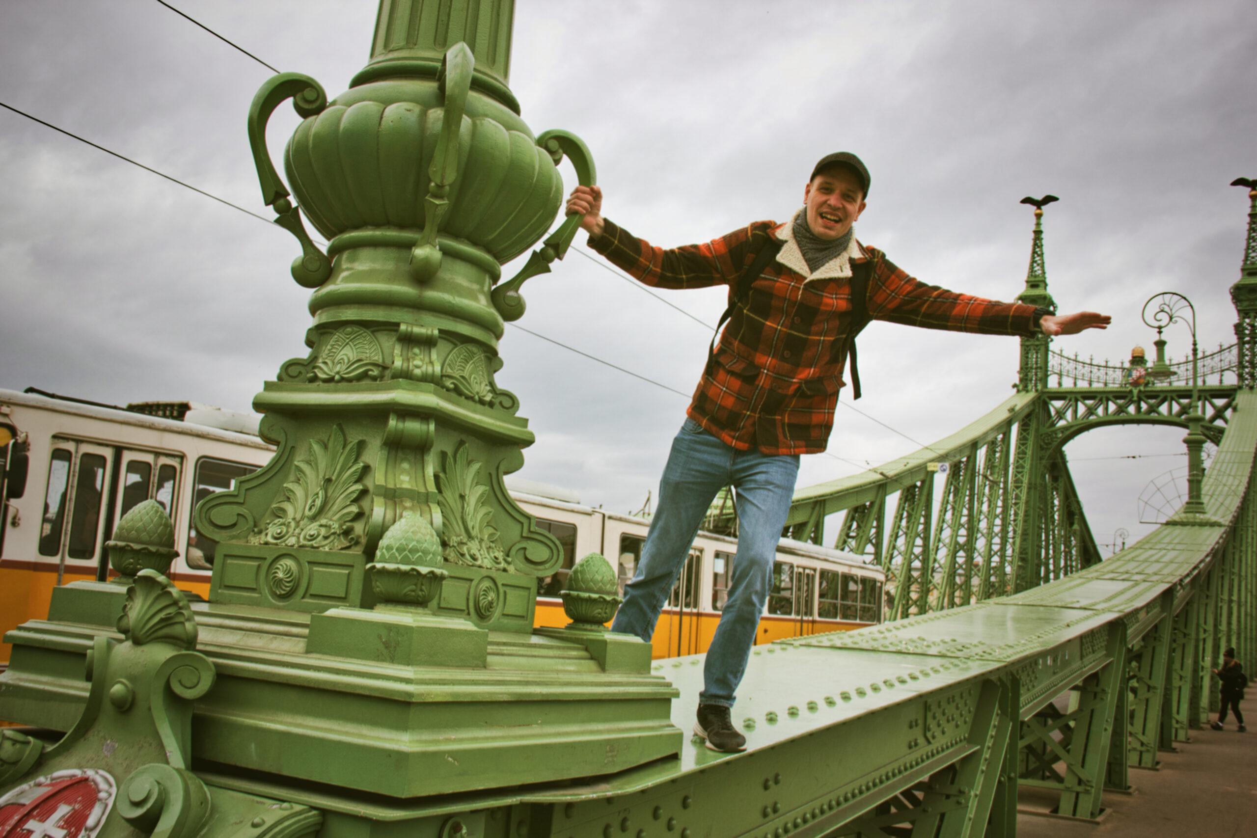 Будапешт фото