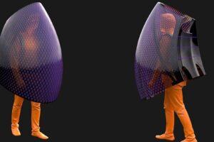 Китайский архитектор разработал костюм для защиты от коронавируса
