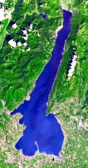 фото озеро Гарда