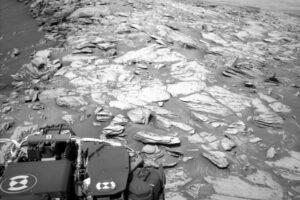 Curiosity прислал очередное селфи с Марса
