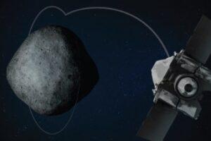 Астрономы создали детальную карту астероида Бенну