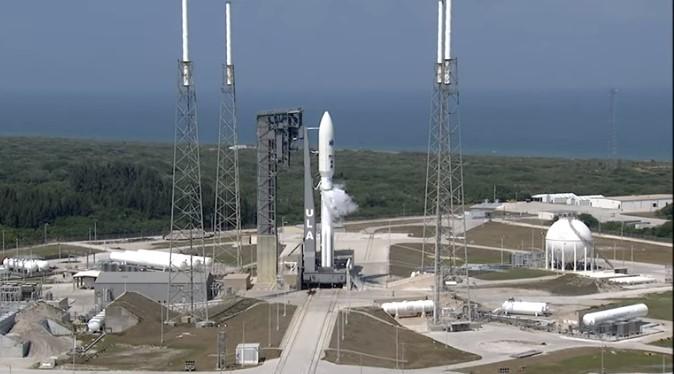 Ракета Atlas V вывела на орбиту военный спутник