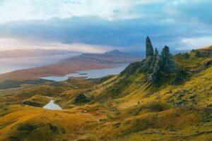 Остров в Шотландии ищет управляющих за 1300 евро в месяц