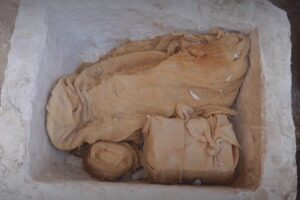 В Египте нашли тайник фараона Тутмоса II
