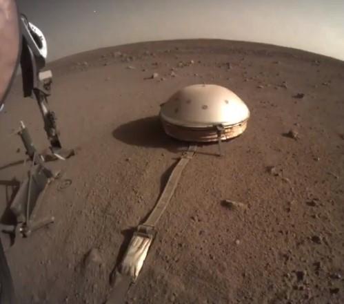 Сломавшийся на Марсе зонд InSight избил себя лопатой.Вокруг Света. Украина