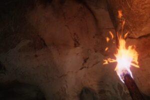 Онлайн-экскурсия по засекреченной древней пещере