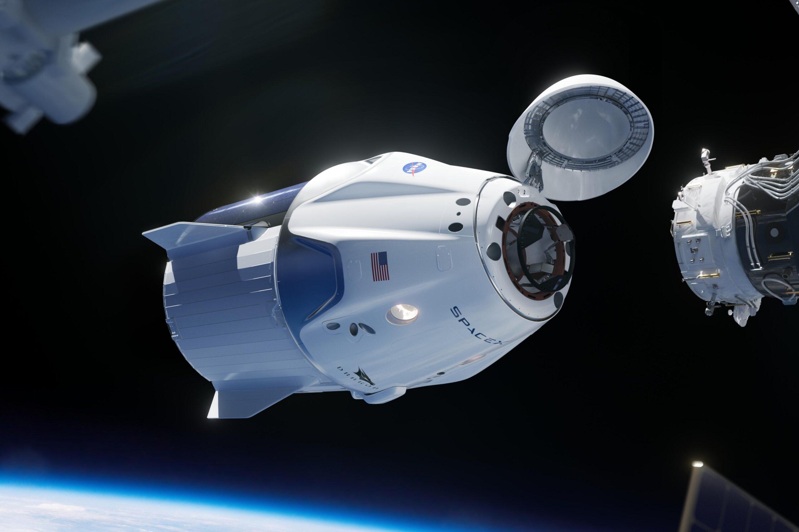 В мае астронавты впервые отправятся в космос на корабле Crew Dragon от SpaceX.Вокруг Света. Украина