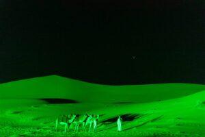 Мировые достопримечательности позеленели в честь Дня Святого Патрика