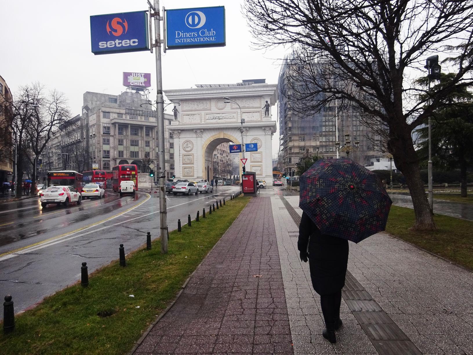 Скопье фото