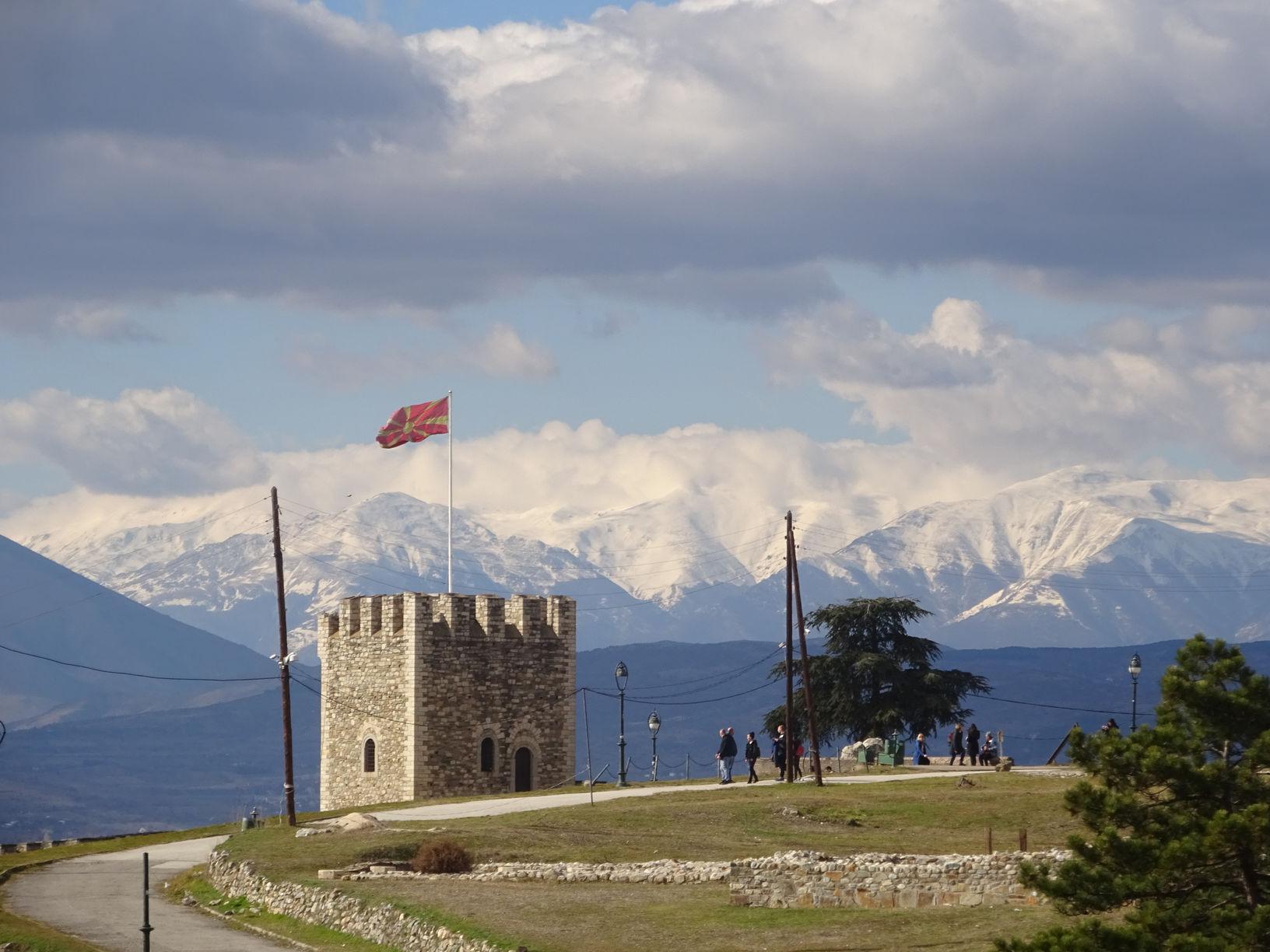 5 необычных достопримечательностей Скопье, которые нужно увидеть.Вокруг Света. Украина