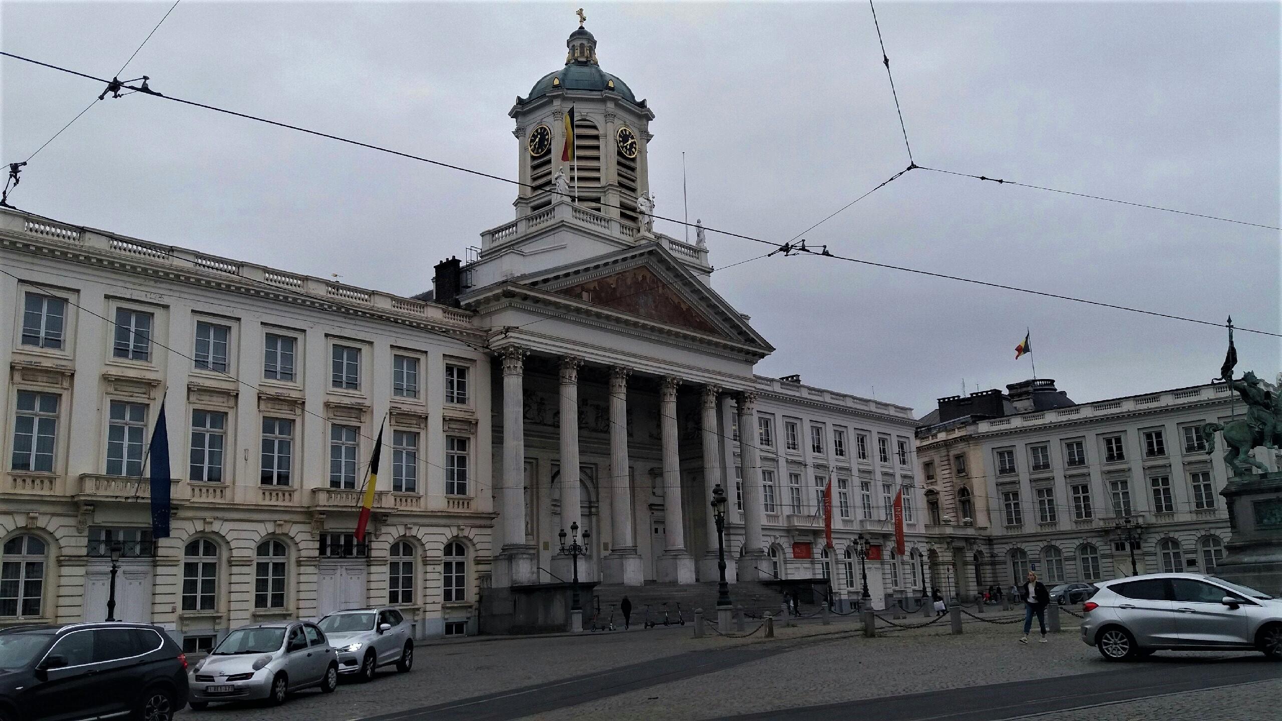 Брюссель фото