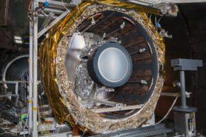 НАСА показало двигатель для миссии по отклонению астероида