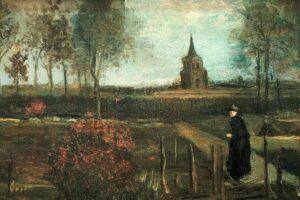 В Нидерландах из музея на карантине похитили Ван Гога
