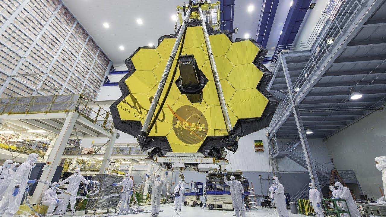 NASA прервало работу над самым дорогим космическим телескопом