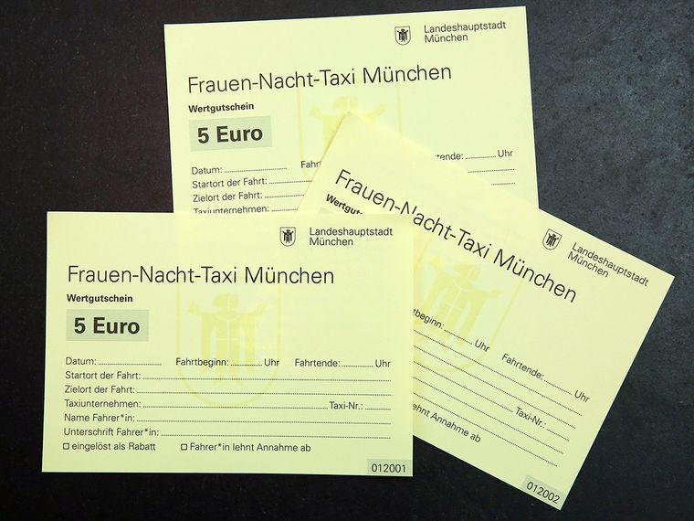 Мюнхен частично оплатит женщинам ночные поездки на такси