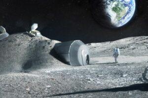 Моча астронавтов может стать строительным материалом для лунных баз