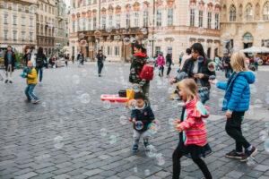 Куда пойти с ребенком в Праге?
