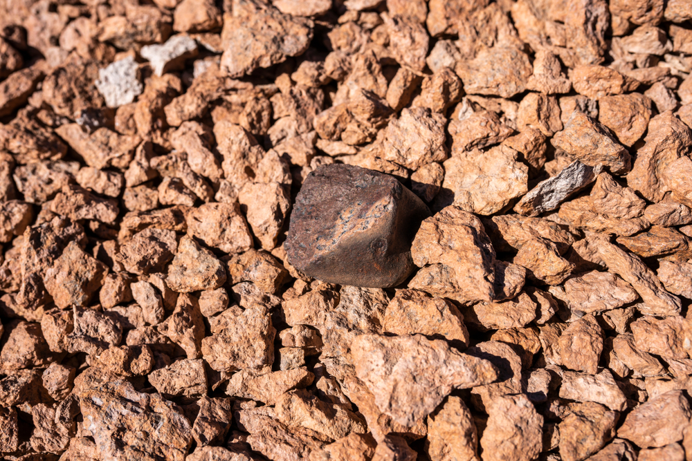 В метеорите впервые обнаружили внеземной белок