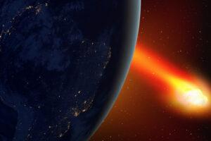 Большой астероид приблизится к Земле, но ее не заденет
