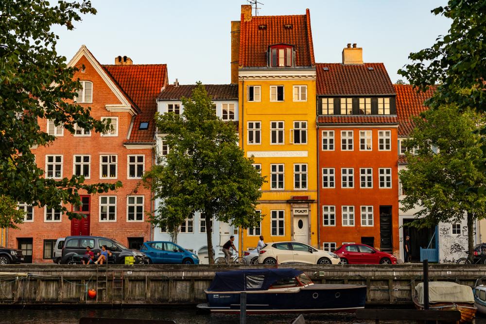 Копенгаген достопримечательности