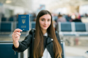 С 1 марта украинцы ездят в Россию только по загранпаспортам