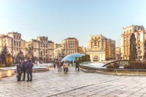 В Киеве впервые за 140 лет не было зимы