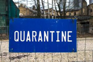 В Черновицкой области ввели карантин из-за коронавируса