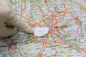 Коронавирус мутировал в Европе