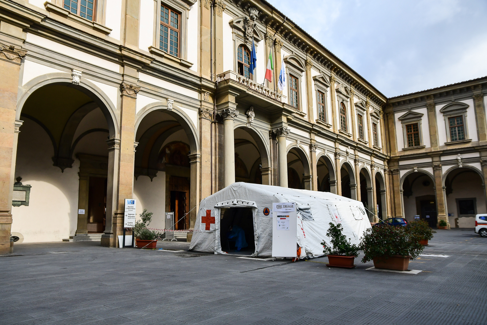 Итальянцу грозит 12 лет тюрьмы за сокрытие симптомов коронавируса.Вокруг Света. Украина
