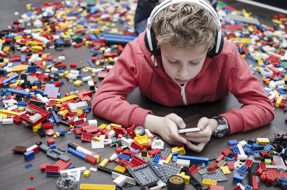 Детали Lego не разлагаются больше тысячи лет