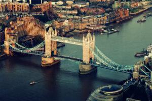 Тауэрский мост: история, легенды и интересные факты